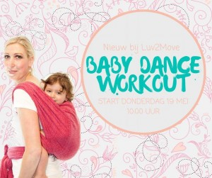 Baby Dance Workout