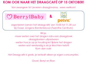 BerrylBaby draagdoekconsulente in Twente