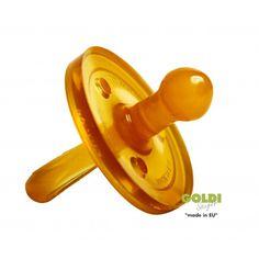 Goldi rubber speen
